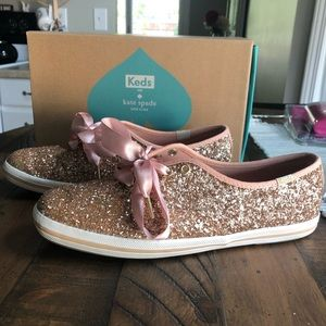 kate spade Shoes - keds x kate spade new york glitter sneakers